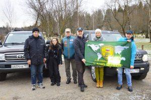 команда Федерация Land Rover